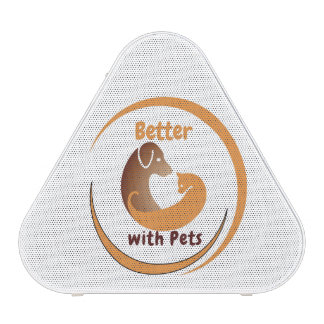 Better with Pets Speaker
