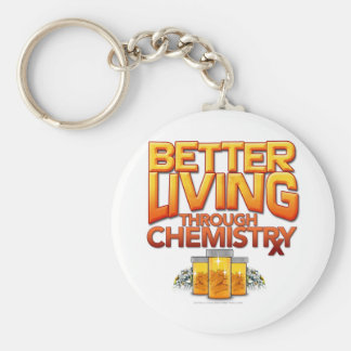 betterliving basic round button key ring
