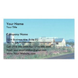 Bettles Light and Power Plant Business Card Templates