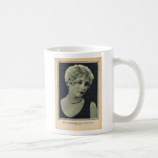 Betty Bronson 1928 Basic White Mug