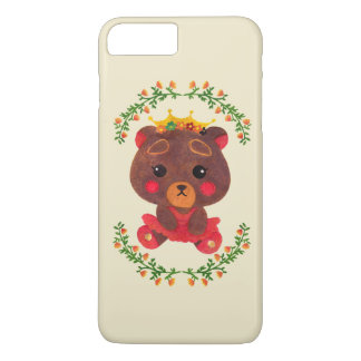 Betty the Little Bear Princess iPhone 7 Plus Case