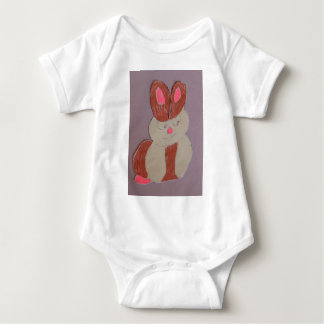 Betty the Rabbit Baby Bodysuit