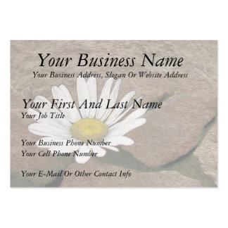 Between A Rock And A Hard Place Business Card