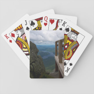 Between a Rock and a Hard Place Playing Cards