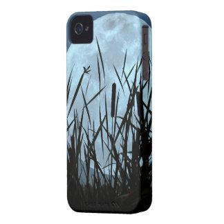 Between Moon and Marsh iPhone4 Case