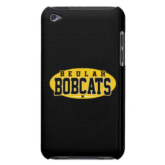 Beulah High School Bobcats Barely There iPod Covers