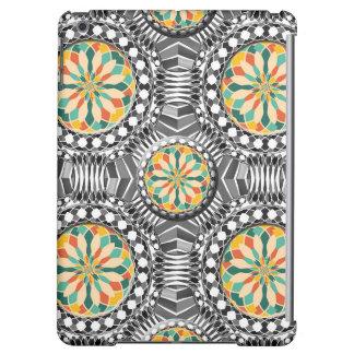 Beveled geometric pattern