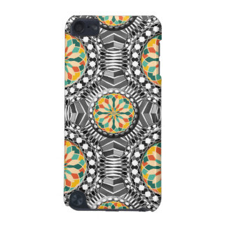 Beveled geometric pattern iPod touch (5th generation) case