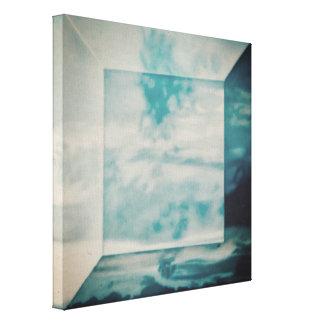 Beveled Sky 2. Canvas Print