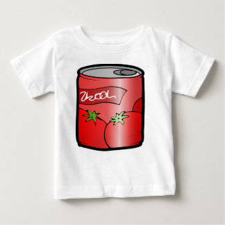 beverage can drink juice tomato baby T-Shirt