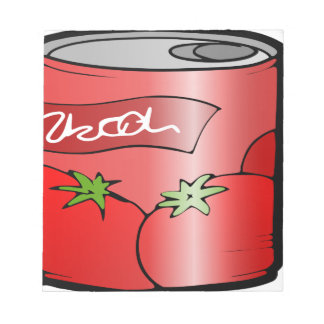 beverage can drink juice tomato notepad