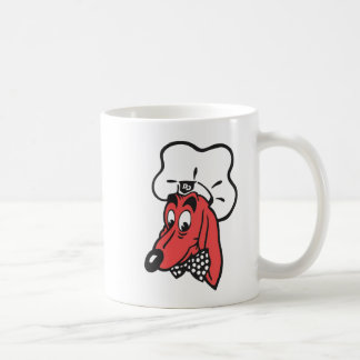 Beverage Mug with DOGGIE DINER character