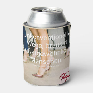 """Beverage radiator """"Womanpower """" Can Cooler"""