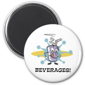Beverages Magnet
