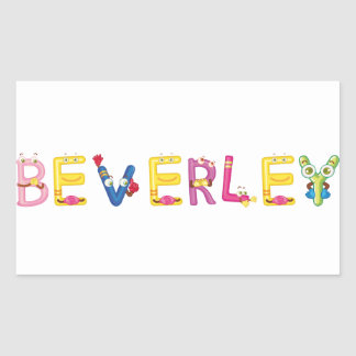 Beverley Sticker