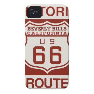 BEVERLY66 iPhone 4 CASE