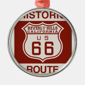 BEVERLY66 METAL ORNAMENT