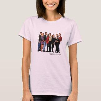 Beverly Hills 90210 Cast T-shirt- Women's T-Shirt