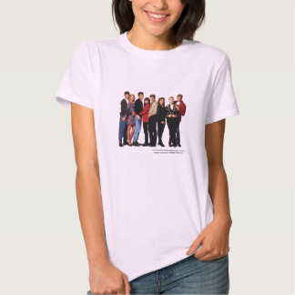 Beverly Hills 90210 Cast T-shirt- Women's Tees