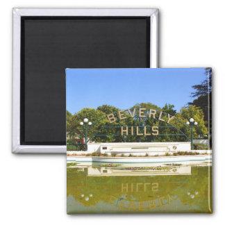 Beverly Hills Magnet