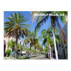 Beverly Hills, Rodeo Dr. Postcard! Postcard