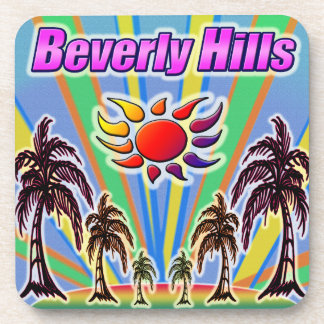 Beverly Hills Summer Love Coaster
