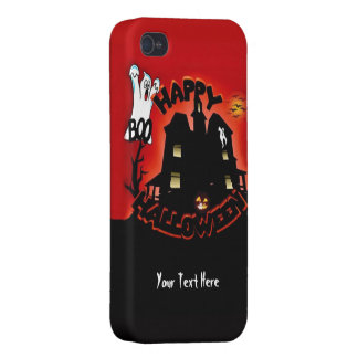 Beware! Haunted House - Enter at Your Own Risk! Case For The iPhone 4