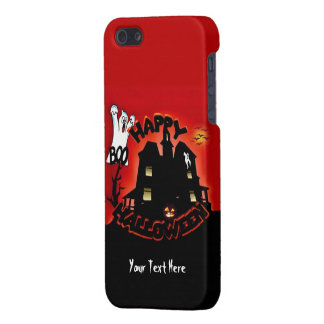 Beware! Haunted House - Enter at Your Own Risk! iPhone 5 Covers