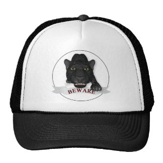 Beware of black Panther on hats! Cap