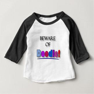 Beware of Doodle Baby T-Shirt