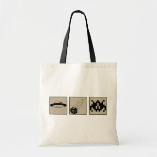 Beware of Falling Objects Tote Bag