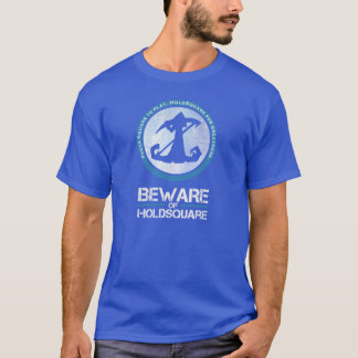 Beware of HoldSquare Shirt - Men's
