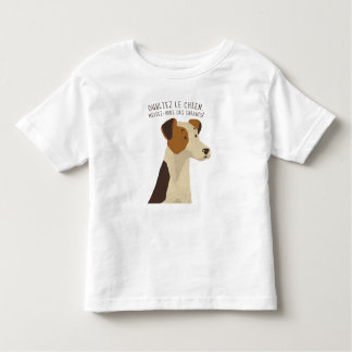 Beware of kids toddler T-Shirt