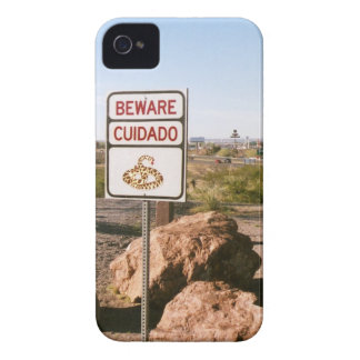 Beware Of The Snake iPhone 4 Cases