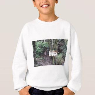Beware of the Trains! - Range Sweatshirt