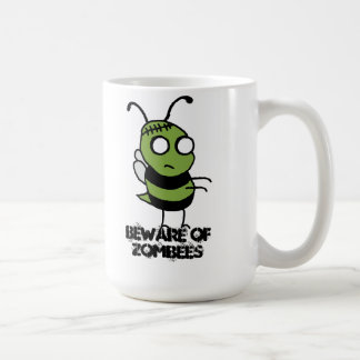 Beware of Zombees Mug