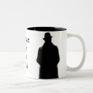 Beware the Hat Man Mug