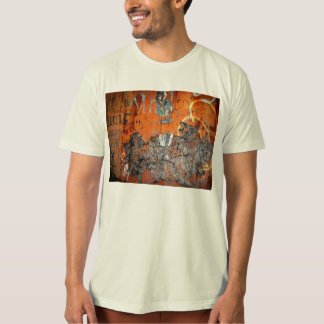 Beware the Wolves of New York T-Shirt