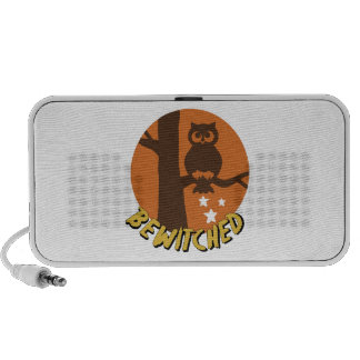 Bewitched Laptop Speaker