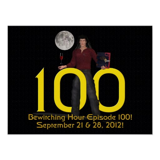 Bewitching Hour 100 Posters