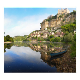 Beynac-et-Cazenac and Dordogne river photo print