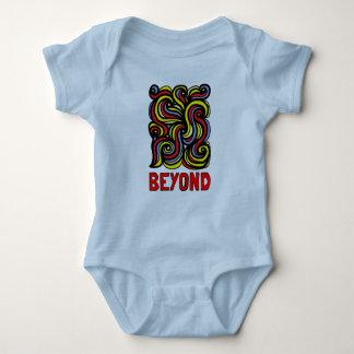 """Beyond"" Baby Jersey Bodysuit"