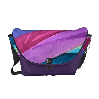 Beyond Pastel Silk Medium Zero Messenger Bag