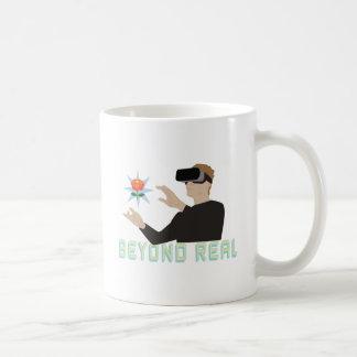 Beyond Real Coffee Mug