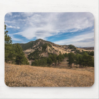 Beyond The Boulder Red Rocks Mousepad