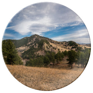 Beyond The Boulder Red Rocks Plate