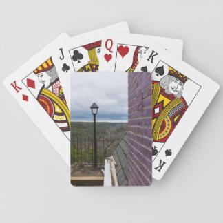 Beyond The Crescent Poker Deck