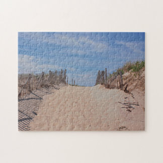 Beyond the dunes jigsaw puzzle