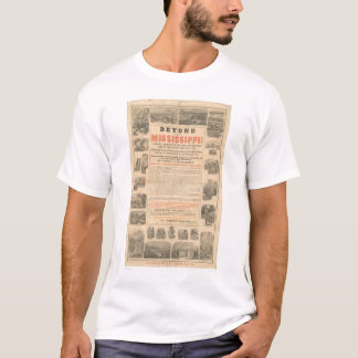 Beyond the Mississippi (0023A) T-Shirt