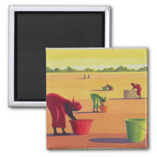 Beyond the Pale 1998 Square Magnet